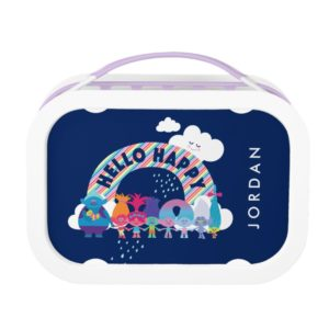 Trolls | Happy Rainbow Lunch Box