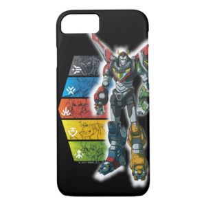 Voltron | Voltron And Pilots Graphic Case-Mate iPhone Case