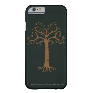 White Tree of Gondor Case-Mate iPhone Case