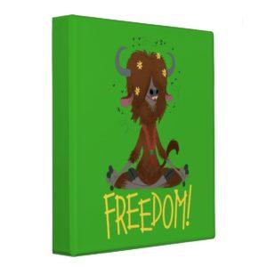 Zootopia | Freedom! 3 Ring Binder