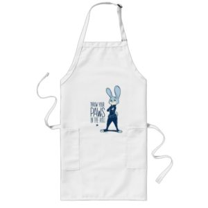 Zootopia | Judy Hopps - Paws in the Air! Long Apron