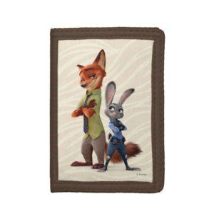 Zootopia | Judy & Nick Best Buddies Trifold Wallet