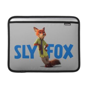 Zootopia | Nick Wilde - One Sly Fox MacBook Air Sleeve