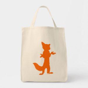 Zootopia | Nick Wilde Silhouette Tote Bag