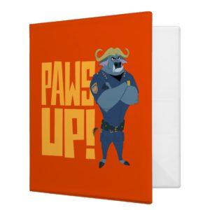 Zootopia | Paws Up! Binder