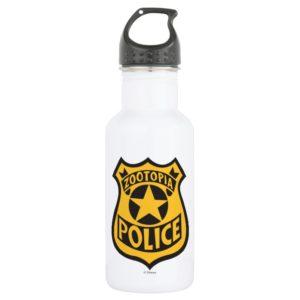 Zootopia | Zootopia Police Badge Water Bottle