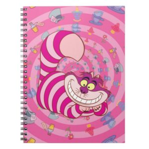 Alice in Wonderland | Cheshire Cat Smiling Notebook
