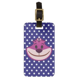 Alice In Wonderland | The Cheshire Cat Emoji Bag Tag