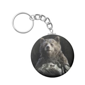 Baloo & Mowgli | The Jungle Book Keychain