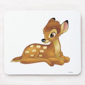 Bambi sitting mouse pad