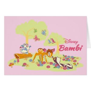 Bambi | Sweet as can be