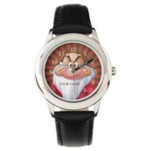 Born Grumpy Wrist Watch