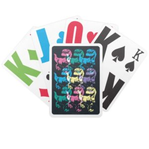 Butch Color Stamp Bicycle Playing Cards