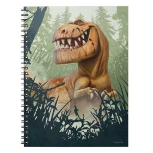 Butch In Forest Notebook