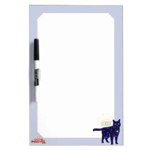 Captain Marvel   Goose Celestial Graphic Dry Erase Board