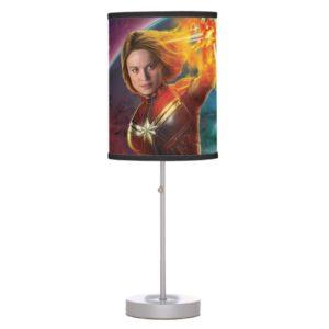 Captain Marvel | Stellar Engery Hand Raised Desk Lamp