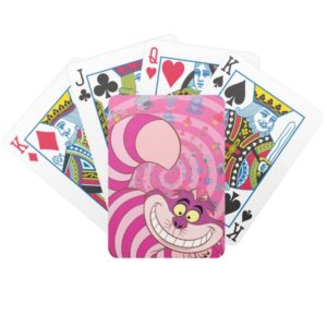 Cheshire Cat Bicycle Playing Cards