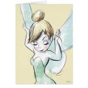 Confident Tinker Bell