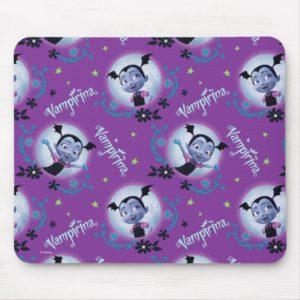 Disney   Vampirina - Vee - Gothic Pattern Mouse Pad