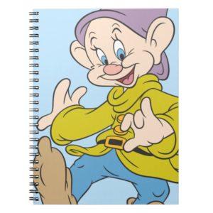 Dopey Dancing Notebook