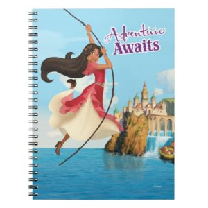 Elena | Adventure Awaits Notebook