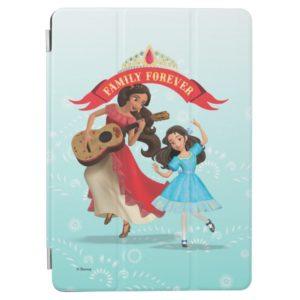 Elena & Isabel | Sister Time iPad Air Cover