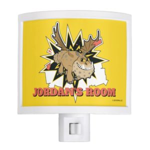 Explosive Gronkle Graphic Night Light