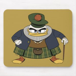 Flintheart Glomgold Mouse Pad