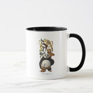 Furious Five Stacked Mug