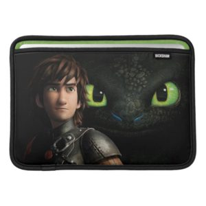 Hiccup & Toothless MacBook Sleeve