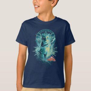 Captain Marvel   Goose Constellation Graphic T-Shirt