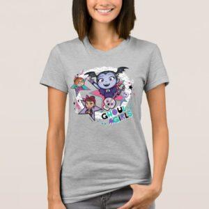 Vampirina   Ghoul Girls T-Shirt