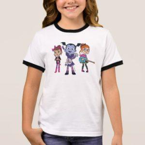 Vampirina, Bridget & Poppy Ringer T-Shirt
