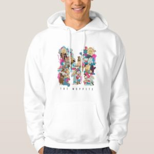 The Muppets   The Muppets Monogram 3 Hoodie