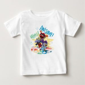 Yippee! Awesome! Baby T-Shirt