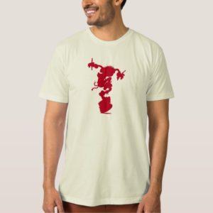 Muppets Animal Silhouette Drumming Disney T-Shirt