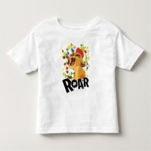 Lion Guard   Kion Roar Toddler T-shirt
