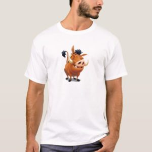Pumba Disney T-Shirt