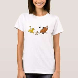 Simba, Timon, and Pumba Disney T-Shirt