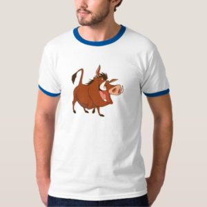The Lion King's Pumba smiles Disney T-Shirt