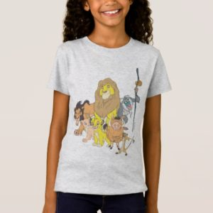 The Lion King | Title & Characters T-Shirt