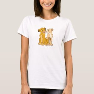 Simba and Nala Disney T-Shirt