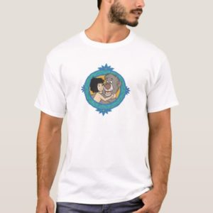 Baloo and Mowgli in a Frame Disney T-Shirt