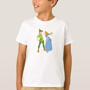 Peter Pan and Wendy Disney T-Shirt