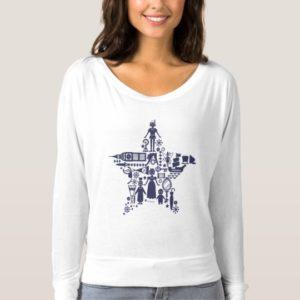 Peter Pan & Friends Star T-shirt
