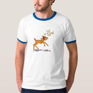 Bambi playing with butterflies T-Shirt