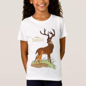 Bambi & Father T-Shirt