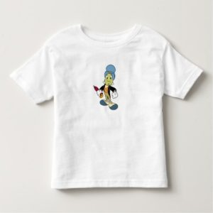 Disney Pinocchio Jiminy Cricket standing Toddler T-shirt