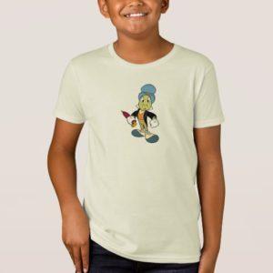 Disney Pinocchio Jiminy Cricket standing T-Shirt