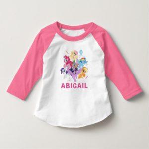 My Little Pony   Hot Pink Birthday T-Shirt